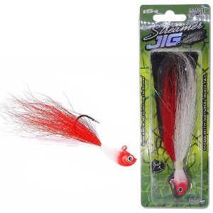 Isca Marine Sports Streamer Jig JH 15g Cor 7 By Johnny Hoffmann