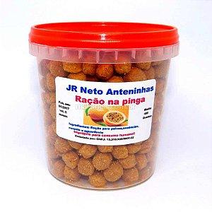 Isca natural JR Neto Ração - Sabor Maracuja - 180 gramas