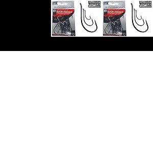 Kit 1X Molinete Shimano IX4000R + 1X Anzol N 12 + 1X N 14