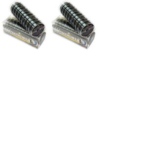 Kit 2X Linha Monofilamento Platinum XT - 0,25mm + 2X 0,30mm