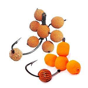 Kit Anteninha Tarantula Baby Micro + Sorocaba laranja