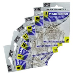 Kit Anzol MarineSports Maruseigo Nickel-06,08,10,12,14,16,18