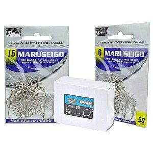 Kit Anzol Marine Sports Maruseigo Nickel - 06, 10, 16