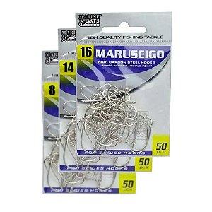 Kit Anzol Marine Sports Maruseigo Nickel - 08, 14, 16