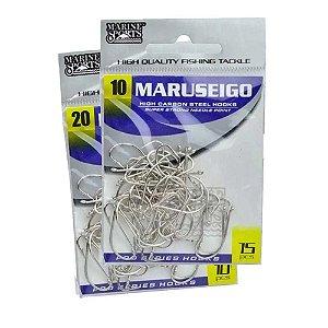 Kit Anzol Marine Sports Maruseigo Nickel - 10 / 20 /24