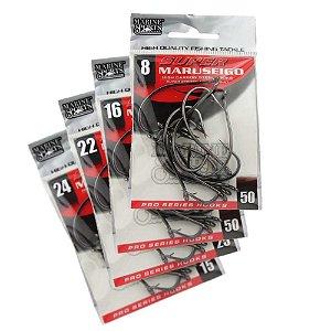 Kit Anzol Marine Sports Super Maruseigo Black n. 08,16,22,24