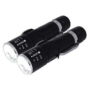 Kit c/ 2 Lanterna Mini Usb Bnz-et-12003