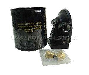 Kit filtro de comb separador de água para motor de popa