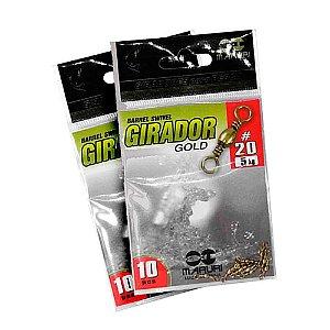 Kit Girador Maruri Gold 20 + 18