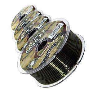 Kit Linha Mono Camu XT Box 0,30 + 0,35 + 0,40 + 0,50 mm