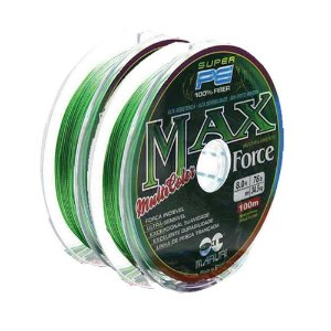 Kit Linha multifilamento Maruri Max Force 0,40mm + 0,60mm