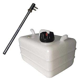 Kit Tanque de 12 litros e Pescador de gasolina para Yamaha