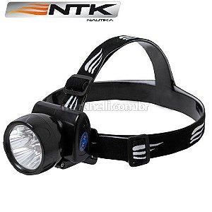 Lanterna Super LED de cabeça Nautika Fenix recarregável