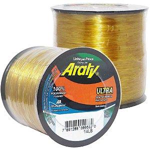 Linha Araty Ultra Ouro 0,55mm 420m