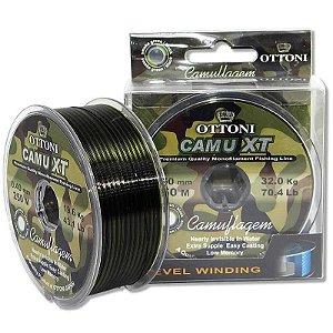 Linha monofilamento Camu XT 0,50mm - 150m - 70,4 lbs