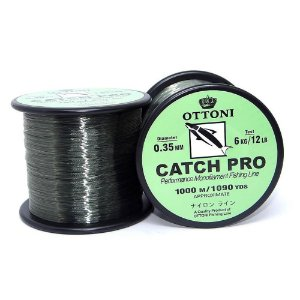 Linha monofilamento Catch Pro - 0,35mm 1000m
