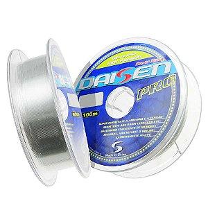 Linha monofilamento Maruri Daisen Pro 100m 0,33mm 7,32kg