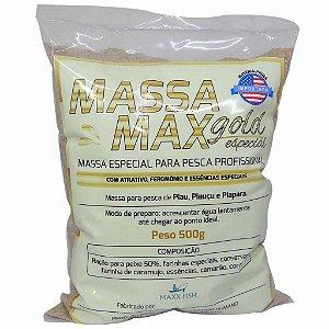 Massa Max Extreme 500gr - Piau Piaucu e Piapara