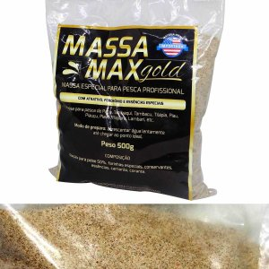 Massa Max Gold 500 gramas