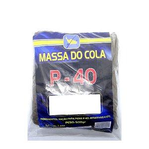 Massa para pesca Do Cola P40 - 500 gramas