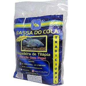 Massa para pesca Do Cola para tilapia - 500 gramas
