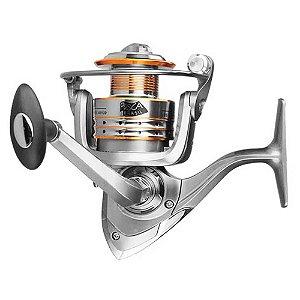 Molinete Pesca Brasil Orbital 4000 C/ 4 Rolamentos