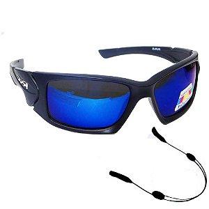 Óculos Maruri Polarizado 6556 + Segurador de óculos retrátil