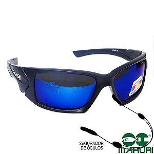Óculos Maruri Polarizado 6556 + Segurador retrátil + isca