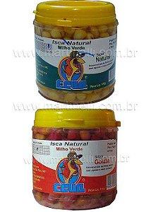 Pote de milho verde Natural - 150g