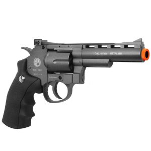 Revolver Pressão Wingun Metal 701 4pol Co2 4,5mm 1424504051