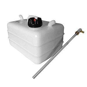 Tanque de combustível 12 litros + Pescador