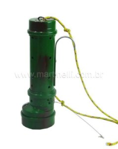 Tratador (cevador) PVC Verde