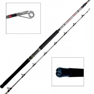 Vara Marine Sports Evolution Nova Giant Cathfish GC2 C661XH - 60-120lb (1,98m) (carretilha) (inteiriça)