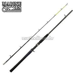 Vara Marine Sports Nova Laguna 2 C602MH 15-30lb (6'0) (1,83m) (carretilha) (2 partes)