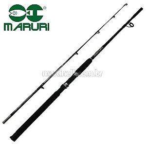 Vara Maruri Absolute 662S 17-35lbs 1,95m - (molinete ou carretilha) (duas partes)
