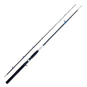 Vara Monteiro - 10-20lbs - 1,80m - para piapara - (carretilha) - (duas partes)