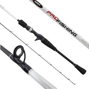 Vara Saint Plus Pro Fishing 561-BC 7-17lb 1,68m p/ carretilha