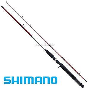 Vara Shimano Cruzar 2662 RED - 6'6' 10 - 20 lbs 2.0m (2 Partes - Carretilha)