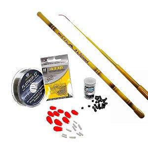 Kit Pesca Lambari 5