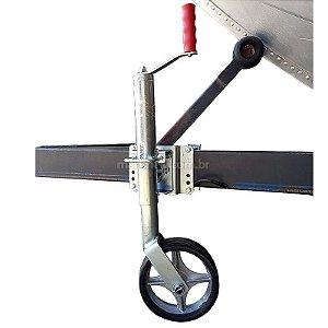 Pedestal carreta Famit P1 reforçado escamoteável (macaco)
