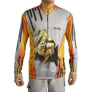 Kit Camiseta MTK Atack Z Tucuna EX + MTK Atack Z Tambaqui EX