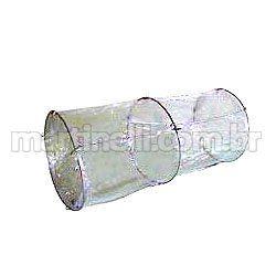 Covo plástico 2 bocas n.03 (27x55)