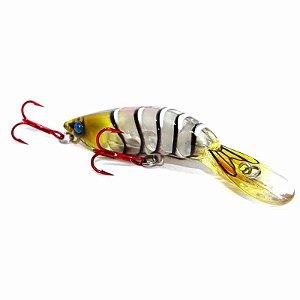 Isca Camarão Sumax Slinky Shrimp cor 525