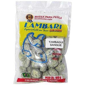 Massa Pronta lambari Sport Fish Tambaqui Sangue 100g
