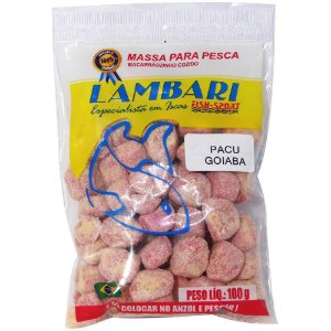 Massa Lambari Fish Sports Pacu Goiaba 100g