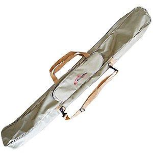 Porta vara com bolso 1,30m Caqui Pro-Team