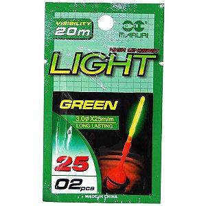 Luz Quimica Maruri 3.0 - 25mm c/ 2 un.