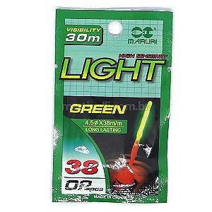 Luz Química Maruri 4.5 x 38mm pacote com 2 un.