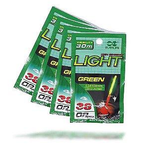 Kit cm 4 Luz Química Maruri 4.5 x 38mm pacote com 2 un - Total de 8 luz química
