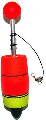 Boia de pesca Aguape Torpedo N5 70g - Ref. 540